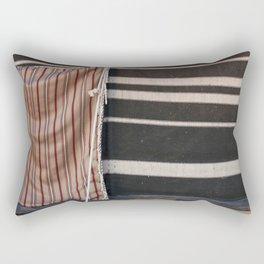 No Mad Tent Rectangular Pillow