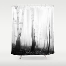 Forest IV Shower Curtain