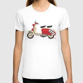 Scooter 22 Racer T-shirt