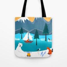 River Island Tote Bag