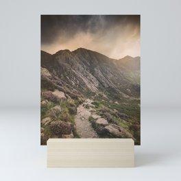 Mountain Path II Mini Art Print