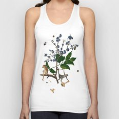 Monkey World: Apy and Vinnie Unisex Tank Top