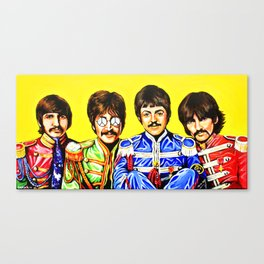 Sgt. Peppers Canvas Print