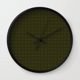 Pattern 3229 Wall Clock