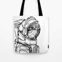 forever - a side Tote Bag