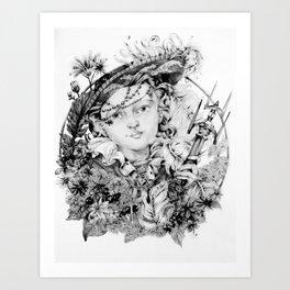 Mercury Art Print