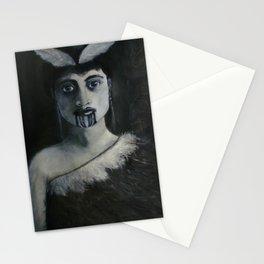Maori Princess Stationery Cards