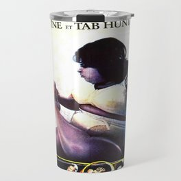 Divine in Polyester Travel Mug