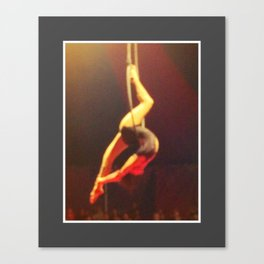 Midnight Circus Chicago Canvas Print