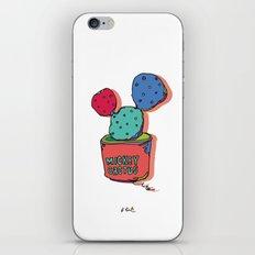 mickey cactus iPhone & iPod Skin