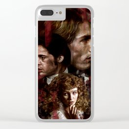 Interview with the Vampire Clear iPhone Case