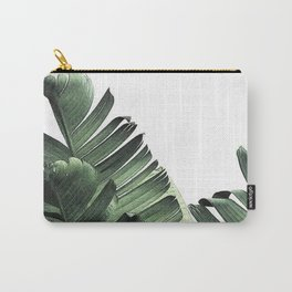 Green Banana Leaves Carry-All Pouch