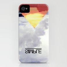 Simple Slim Case iPhone (4, 4s)