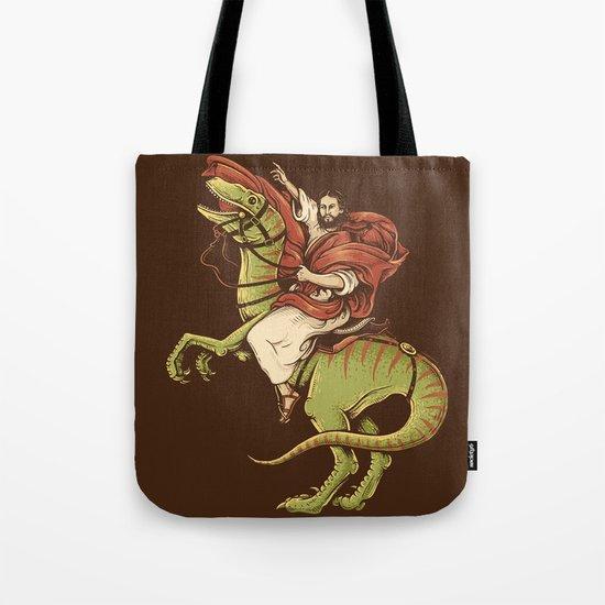 Raptored Tote Bag