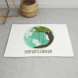 Every Day Is Earth Day - 03 Rug