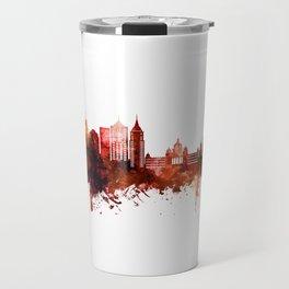 Bengaluru Skyline India Bangalore Travel Mug