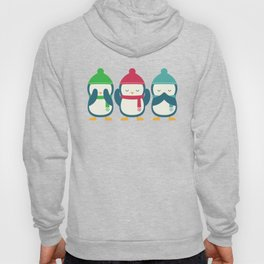 No Evil In Holiday Hoody