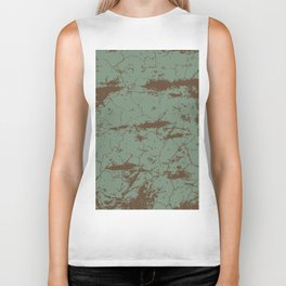 cracked concrete vintage wall background,old wall Biker Tank