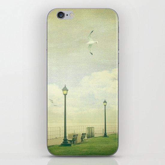 On The Boardwalk iPhone & iPod Skin