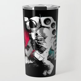 Basstronaut Travel Mug