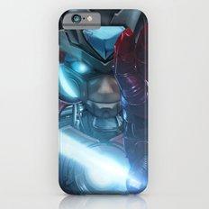 Zero suit Iron Man  Slim Case iPhone 6s