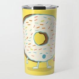 The Sleepy Donut Travel Mug