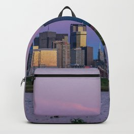 Dallas at Dusk Backpack