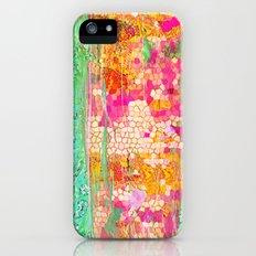Honeycomb iPhone (5, 5s) Slim Case