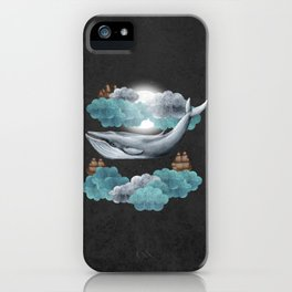 Oceanic Sky iPhone Case
