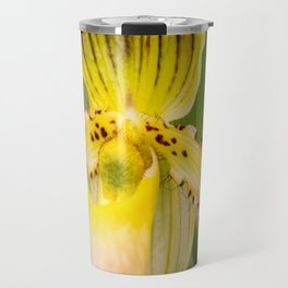 Yellow Lady Travel Mug