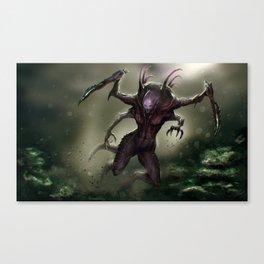 Evolve - Wraith Canvas Print