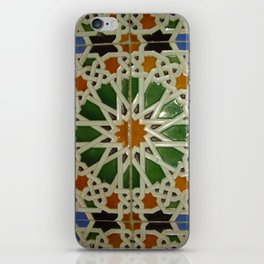 Colorless Tiles iPhone Skin