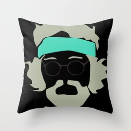 Tommy chong Throw Pillow