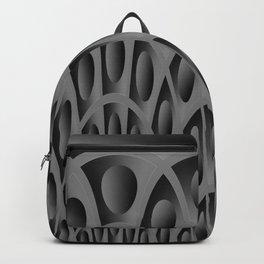 ALIEN  gray Backpack