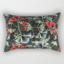 flores misteriosas Rectangular Pillow