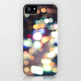 To The Nights  iPhone Case