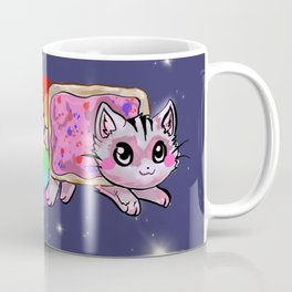 PopTart Kitty Coffee Mug