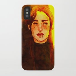 jehan4 iPhone Case