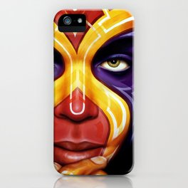 Samnation14-02, inspired by Prince iPhone Case