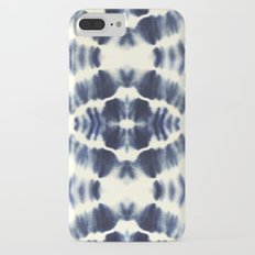 BOHEMIAN INDIGO BLUE iPhone 7 Plus Slim Case