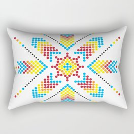 Asterisk Rectangular Pillow