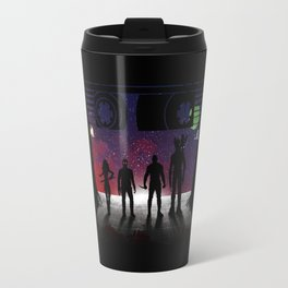 Fan Art: Guardians of the Galaxy Travel Mug