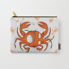 Oh Crab Carry-All Pouch