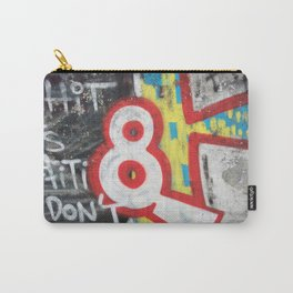 eight 8 Carry-All Pouch