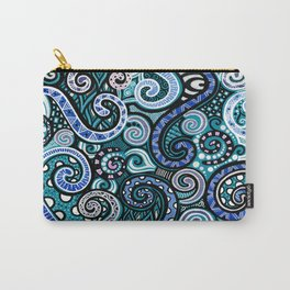 Loupy lou blu Carry-All Pouch