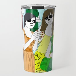 Formal Ladies Travel Mug
