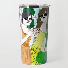 Formal Ladies Travel Mug