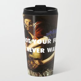 Judith Stopping Holofernes Travel Mug