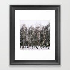 gorki park Framed Art Print