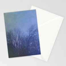 The Quiet of Winter Stationery Cards